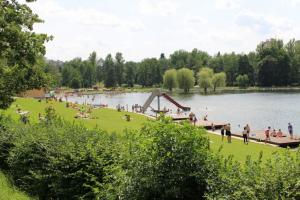 Areál Nový rybník