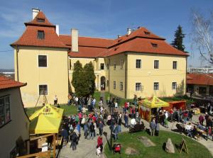 Hořovice Starý zámek