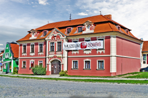 Kopackuv - dum - Muzeum - Dobris