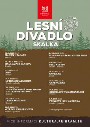 Lesni - divadlo - 2021