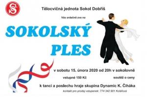Sokolsky - ples - Dobris