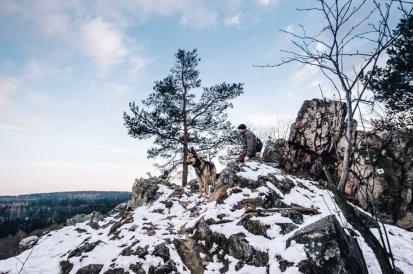 9 míst s nejlepším výhledem do podbrdského kraje
