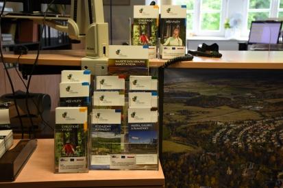Splánováním výletů či dovolené vturistické oblasti Brdy a Podbrdsko pomohou nové propagační materiály