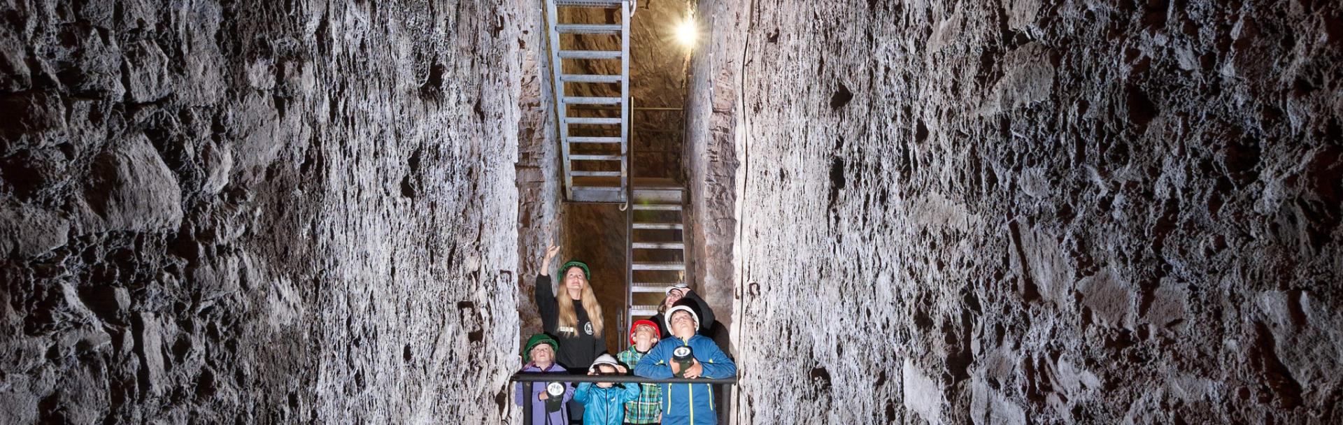 Tajemné podzemí